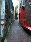 Blood Alley - blurry